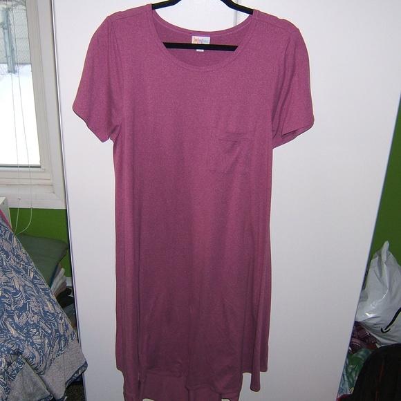 LuLaRoe Dresses & Skirts - BNWT Large LulaRoe Carly Dress